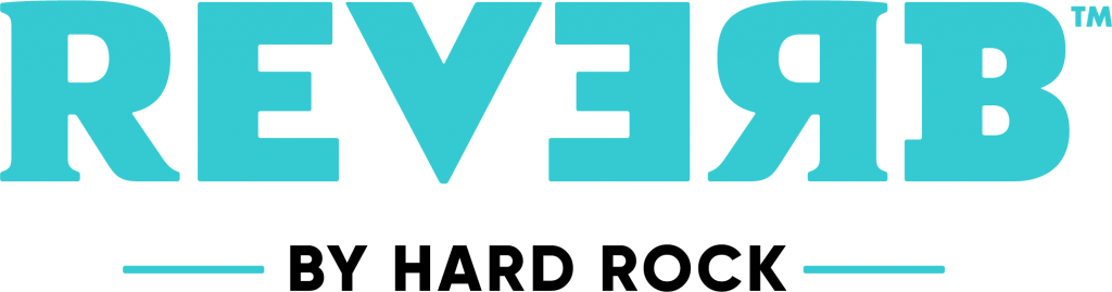 REVERB by Hard Rock logo