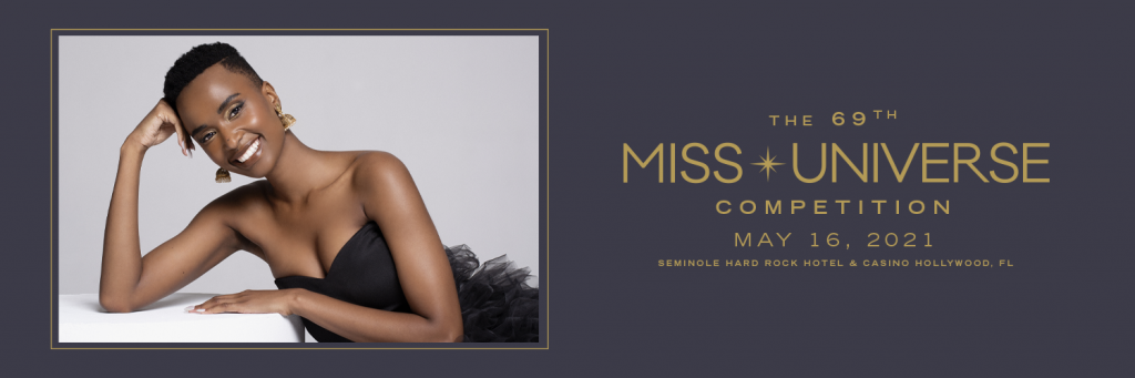 Miss Universe Competition May 16, 2021