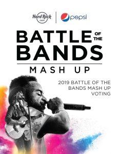 Hard Rock Battle of the Bands Mash Up